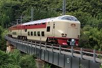 鳥取県 伯備線 電車