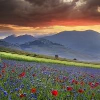 イタリア ウンブリア