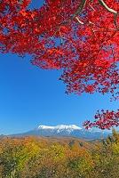 岐阜県 鈴蘭高原より御嶽山