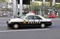 東京都 パトカー