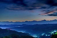 長野県 大望峠の星空