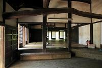 千葉県 旧大須賀家住宅 室内