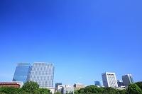 東京都 丸の内 ビル群
