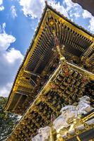 栃木県 東照宮の陽明門