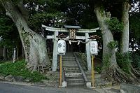 滋賀県 倭(しどり)神社