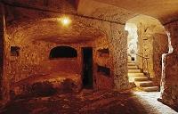 マルタ ラバト 聖パウロのカタコンベ