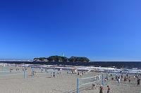 神奈川県 鵠沼海水浴場