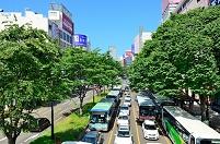 仙台市 青葉通り