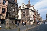イギリス スコットランド・エディンバラ ジョン・ノックスの家