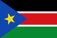 南スーダン共和国の国旗