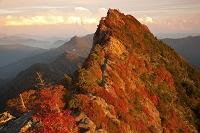 愛媛県 石鎚山山頂