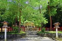 奈良県 桜井市 大神神社の摂社 桧原神社