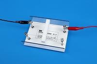 電熱線の発熱を調べる 発泡ポリスチレン