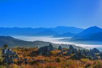 山口県 秋吉台の雲海