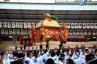 祇園祭 還幸祭(神輿巡行)