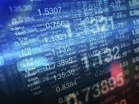 イラスト 株式市場イメージ