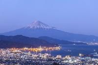 静岡県 日本平から見る富士山