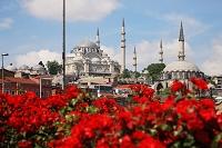 トルコ イスタンブール バラ イスラム寺院