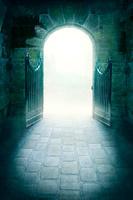 アーチ ドア