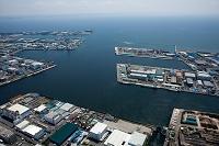千葉港(潮見町周辺より東京湾)