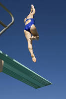女子水泳 飛込競技