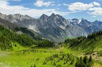 カナダ ハイト・オブ・ザ・ロッキーズ州立公園