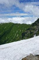 山梨県 富士山と雲海~南アルプスより