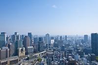 大都会大阪の眺望