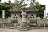 山形県 米沢市 直江墓所