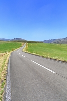 北海道 上士幌町 道 ナイタイ高原牧場