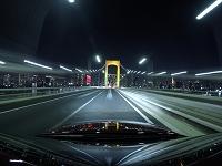 東京ドライブ レインボーブリッジ夜景