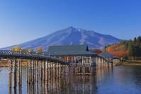 青森県 鶴の舞橋