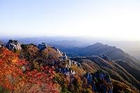 韓国 全北 テドンサン道立公園