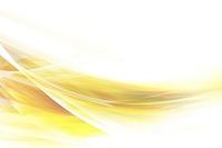 光と曲線イメージ CG