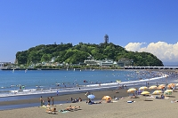 神奈川県 片瀬東浜海水浴場