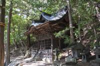 長野県 足長神社