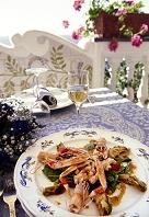 イタリア アマルフィ海岸 レストラン