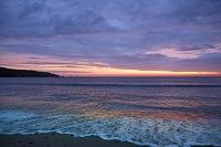 フランス 夕日とトレパセ湾ビーチ