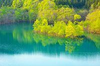 秋田県 宝仙湖