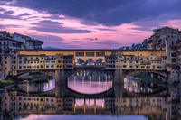 イタリア ベッキオ橋