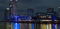 東京都 豊洲の夜景