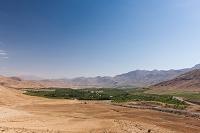 イラン ヤスジ近郊 ザクロス山脈 山間の村 カクン村
