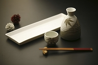 日本酒 和皿