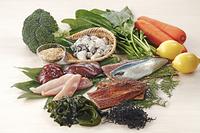 髪に良い栄養素を含む食材