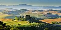 イタリア トスカーナ州 オルチャ渓谷