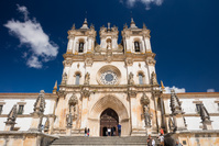 ポルトガル アルコバサ修道院