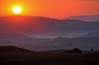 南アフリカ共和国 ドラケンスバーグ山脈
