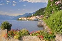 イタリア ベッラージョ コモ湖