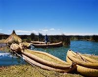 チチカカ湖 ペルー