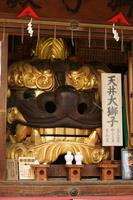 東京 築地波除神社